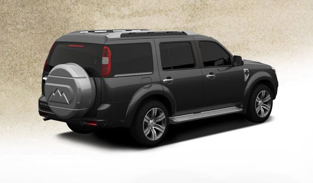 wallpapers and images of FORD ENDEAVOUR Burn Your Way 619x362