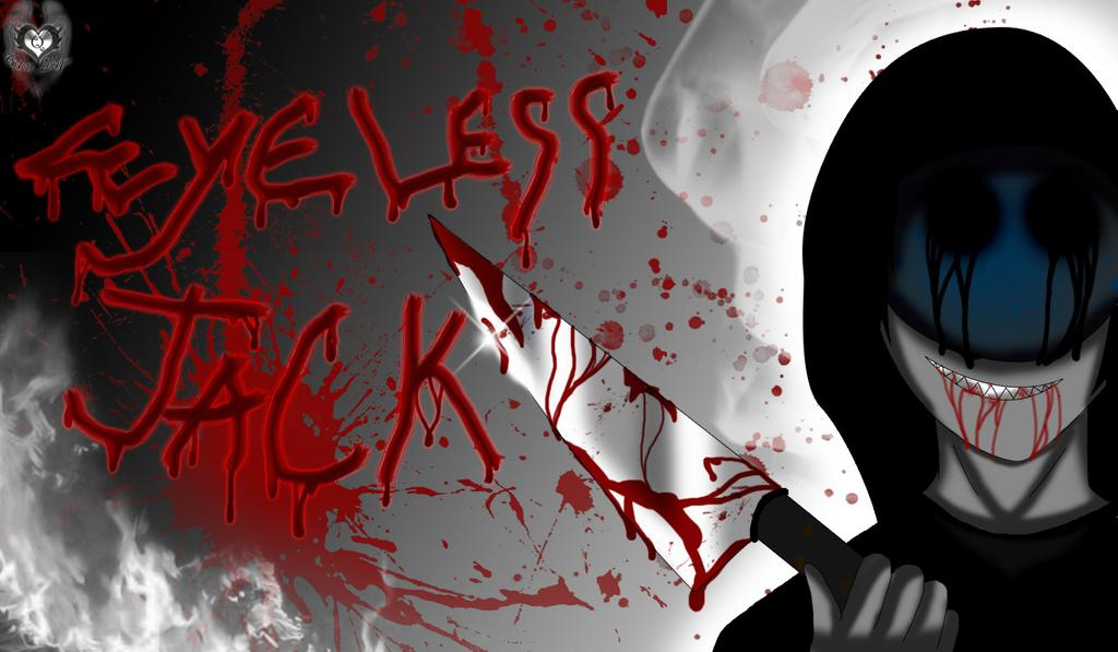 Eyeless Jack Wallpaper This is your Knife by DaReckless 1024x597