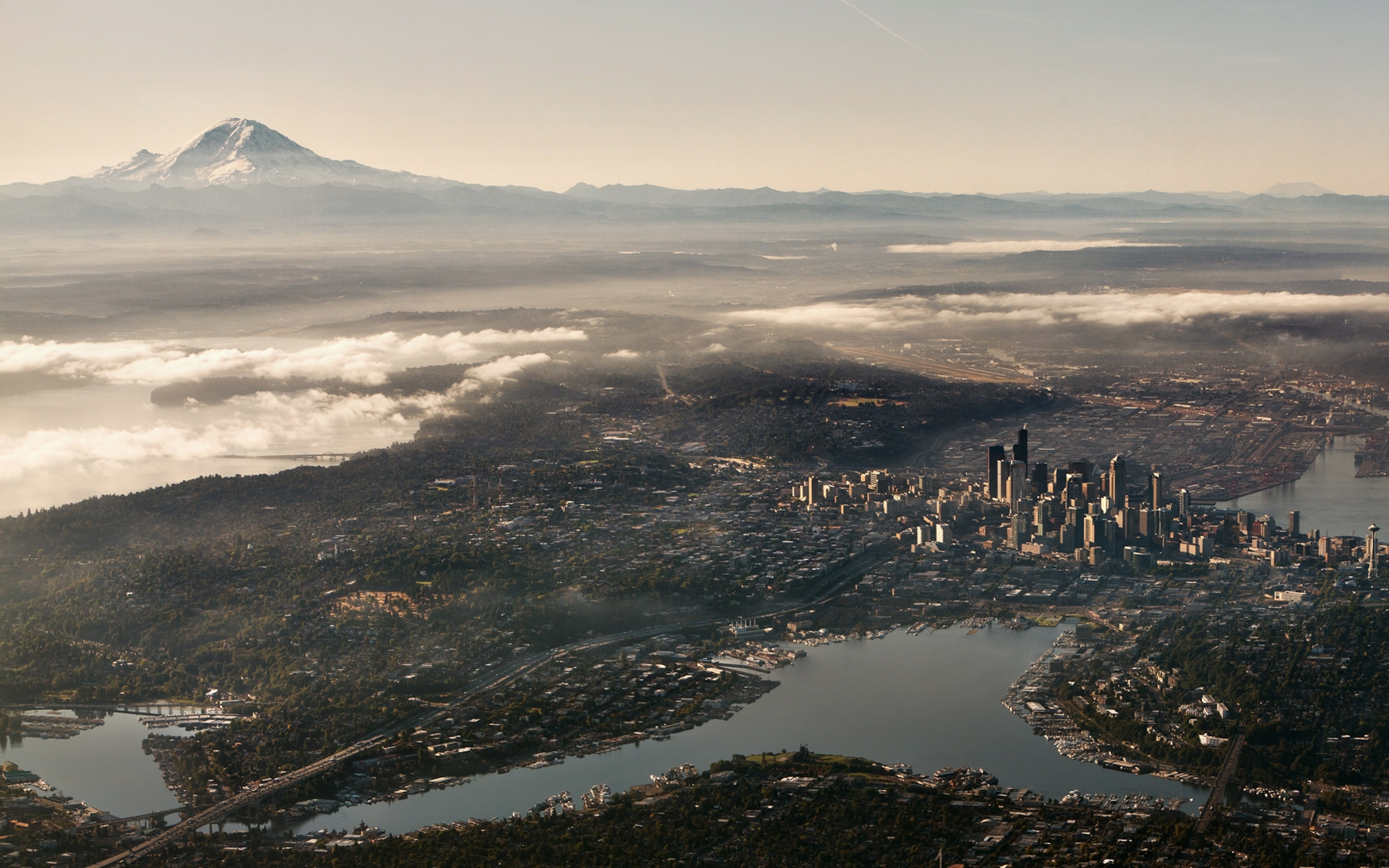 42 4k Seattle Wallpaper On Wallpapersafari