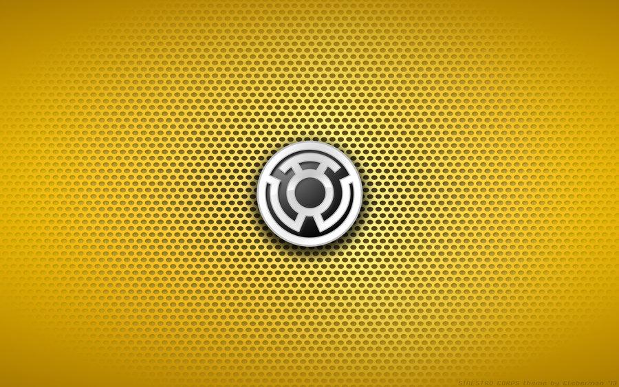yellow lantern wallpaper - photo #12