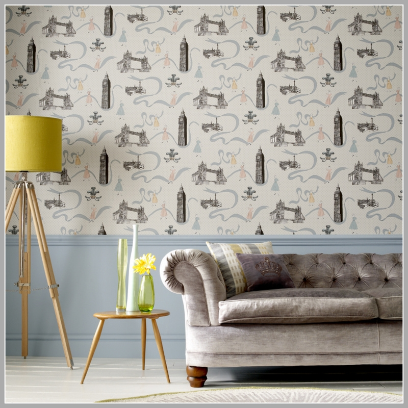 Wallpaper Wednesday Graham and Brown Jubilee Giveaway   Love Chic 800x800