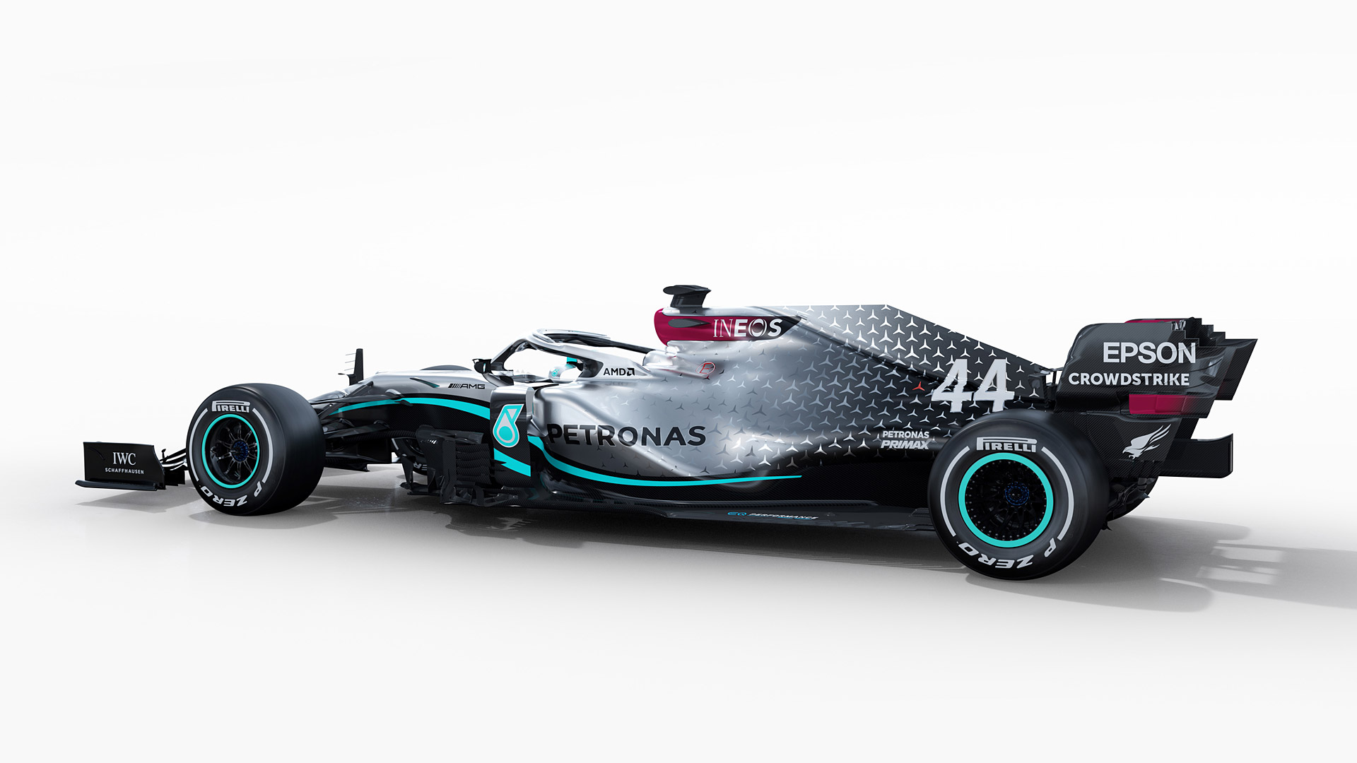 2020 Mercedes AMG W11 EQ Performance Wallpapers Specs Videos 1920x1080
