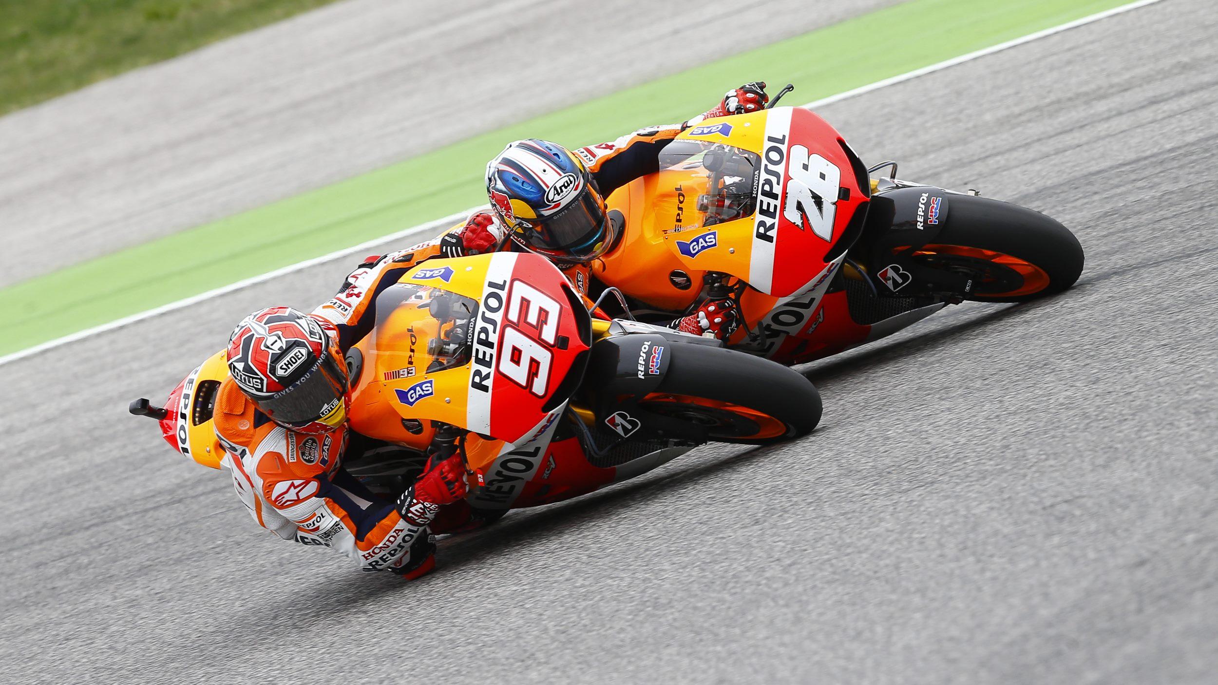 Dirio Moto GP 2015 Corrida01 On Two Wheels 2500x1406