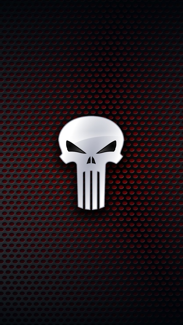 Punisher Phone Wallpaper - WallpaperSafari