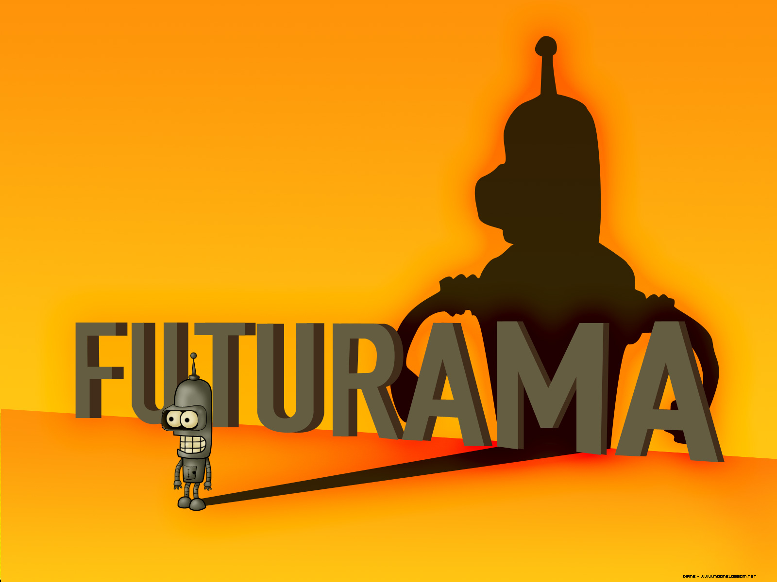 Futurama Bender Wallpaper 1600x1200 Futurama Bender Baby 1600x1200