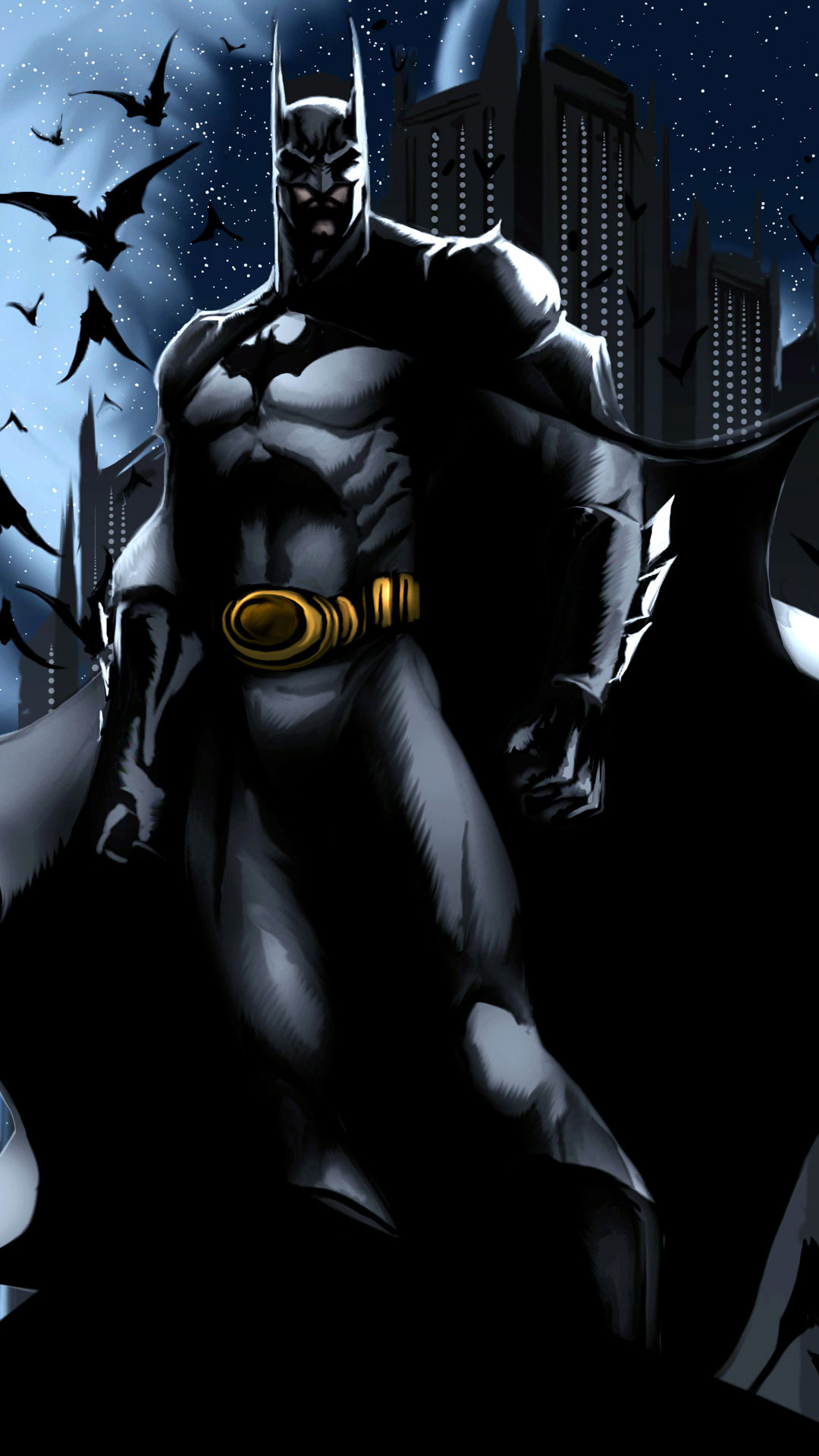 Batman Mobile Wallpaper Wallpapersafari
