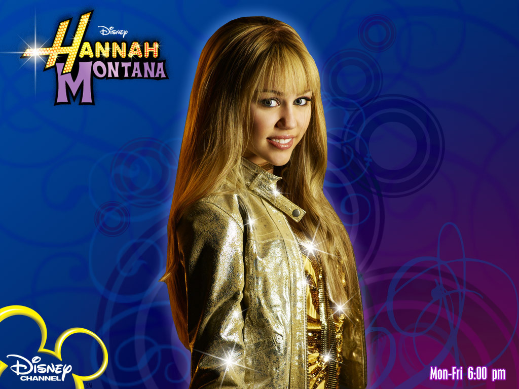 Hannah montana Wallpapers and Backgrounds 1024x768