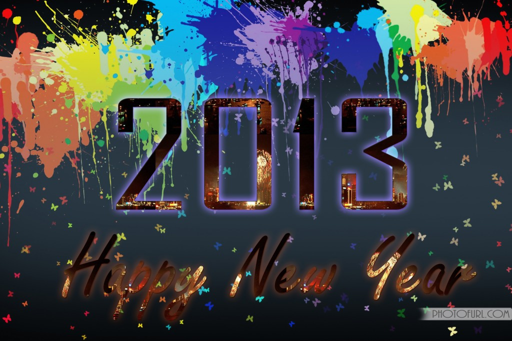 Happy New Year Wallpapers 2013 Wallpapers 1024x682