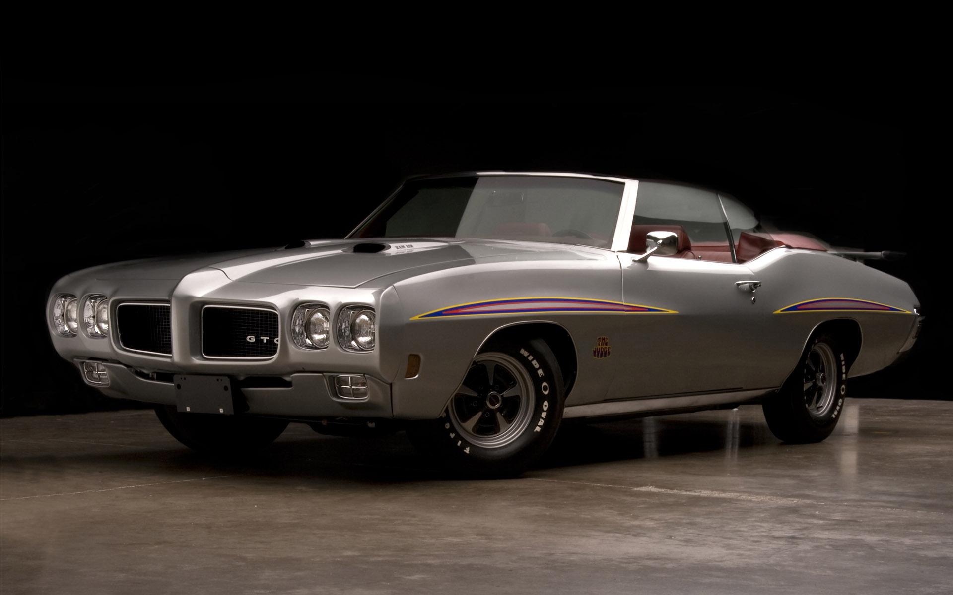 1970 Pontiac GTO wallpaper 19509 1920x1200