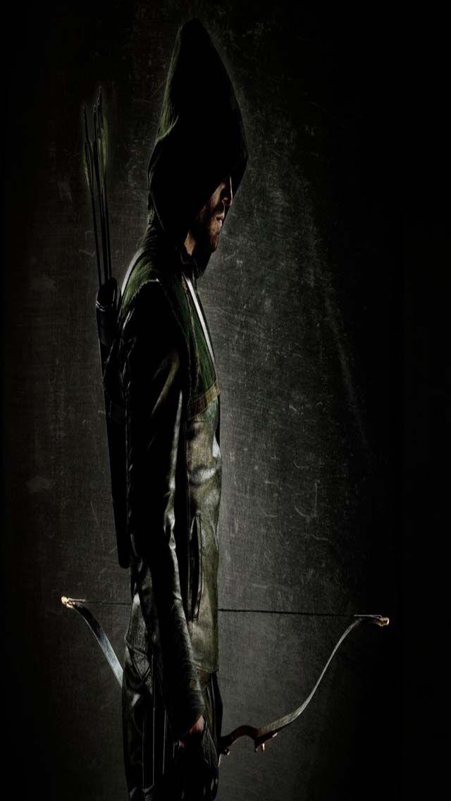 Green Arrow IPhone Wallpaper Pinterest 640x1136