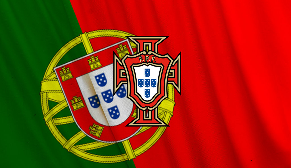 Portugal Logo Flag by W00den Sp00n 1024x591