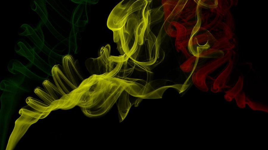 Rasta smoke wallpaper wallpapersafari - Reggae girl wallpaper ...