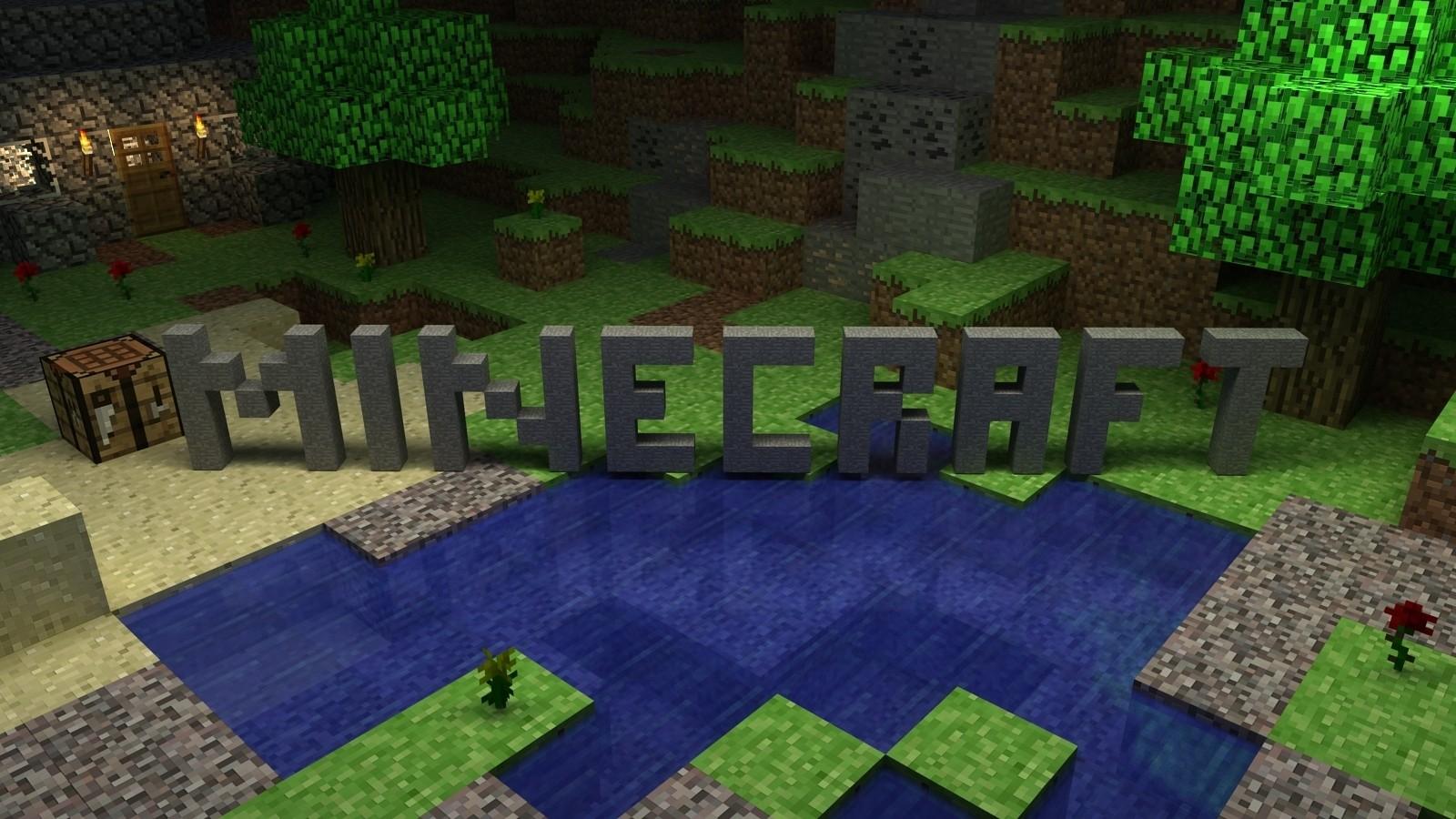 Minecraft Wallpapers HD Wallpaper 1600x900