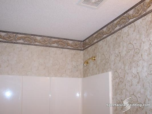Removing Wallpaper From Drywall Buzzle Party Invitations Ideas 500x375