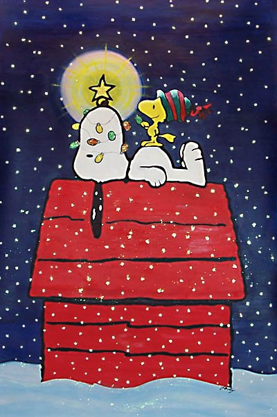 Christmas Wallpaper snoopy christmas wallpaper 400x602