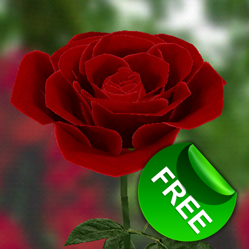 3d Rose Live Wallpaper For Download And 3D Rose Live Wal 512x512