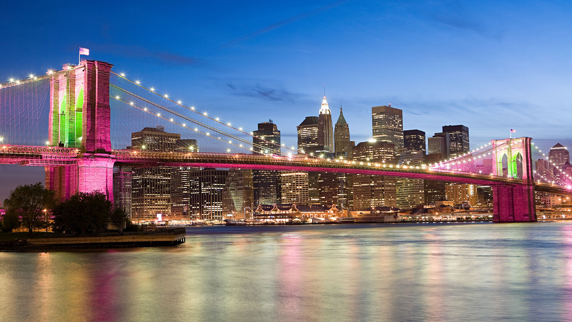 Brooklyn Bridge New Background HD Wallpapers | HD Wallapers for Free