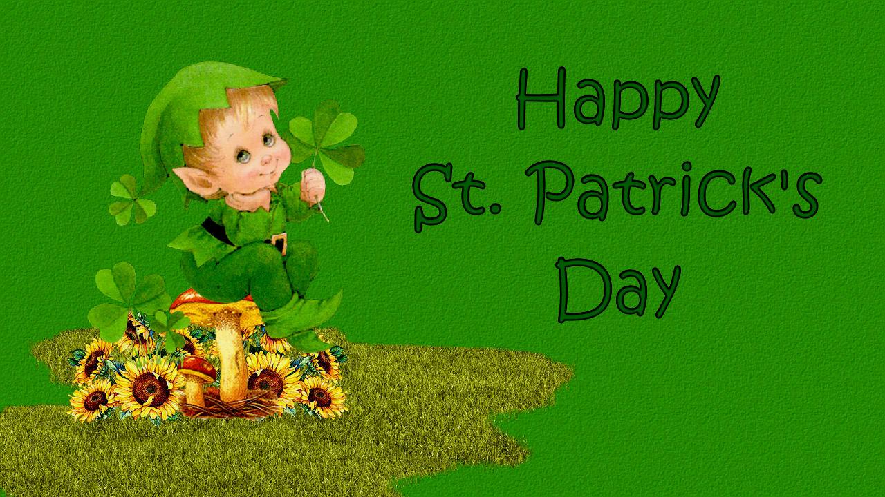 St Patricks Day Wallpapers Wallpaper 1280x720 1280x720