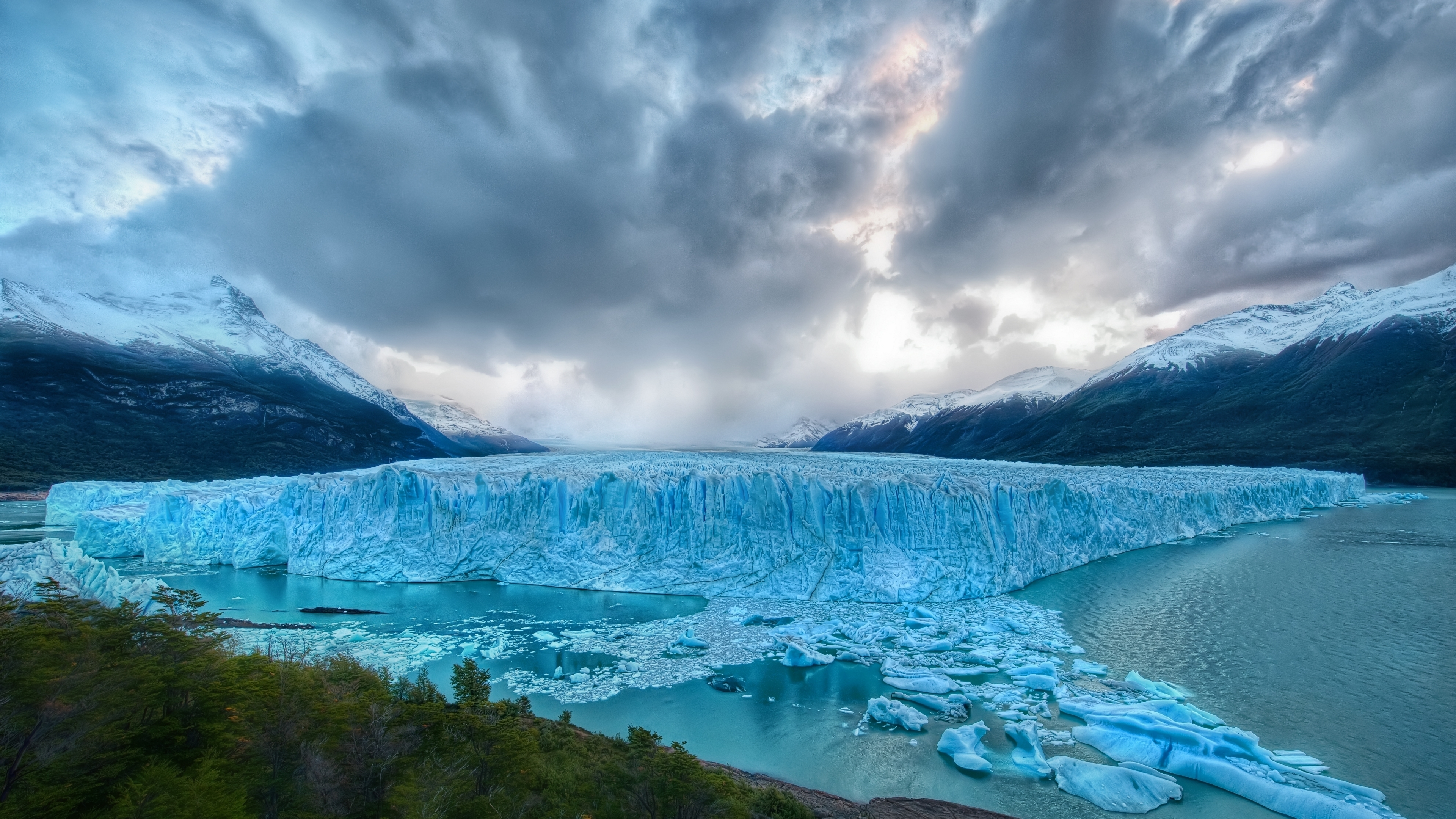 Huge Glaciar Uhd Wallpapers Ultra High Definition 3840x2160