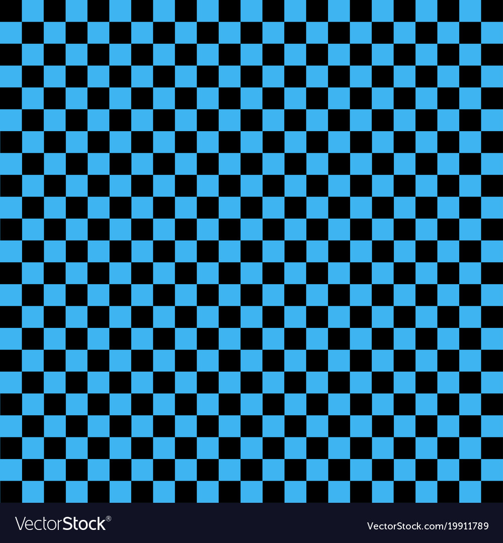 Black and blue checkered background Royalty Vector 1000x1080