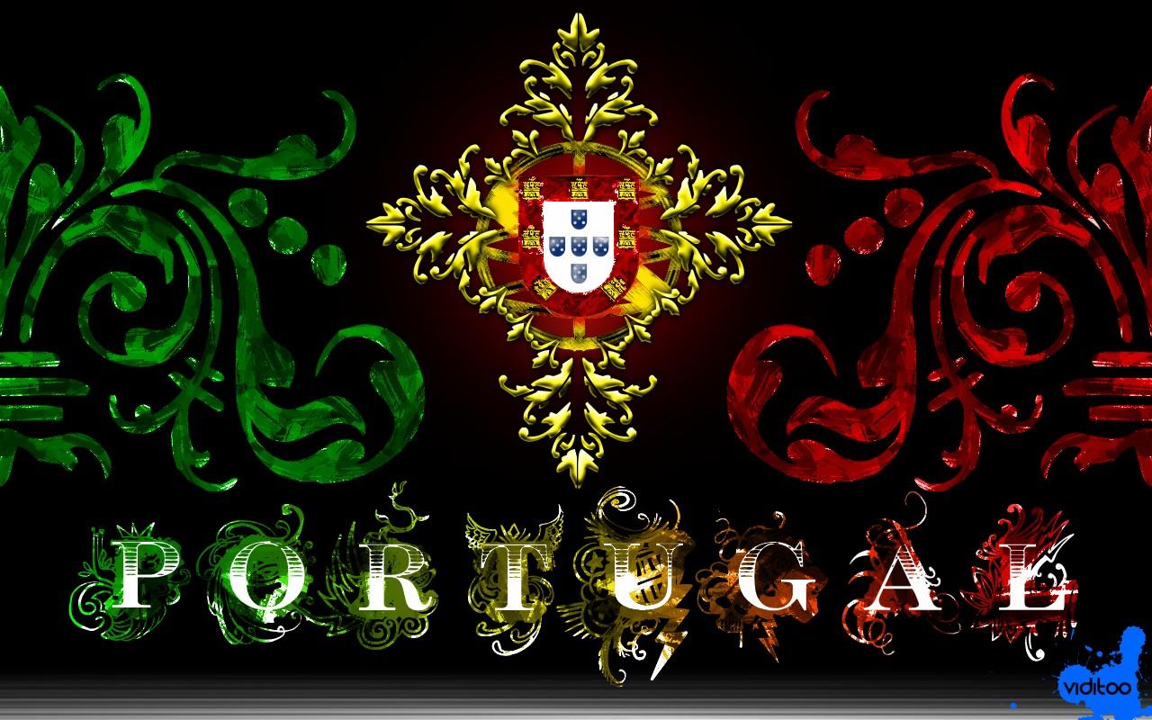 Portugal Football Wallpaper 1280x800