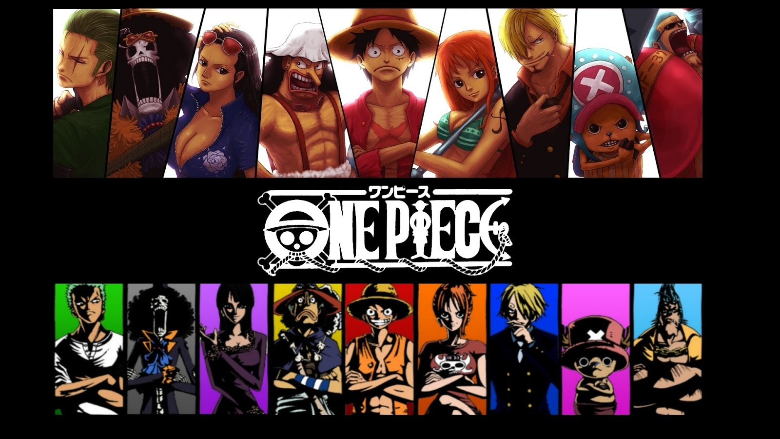 anime one piece wallpaper backgrounds   Cool Anime 1600x900