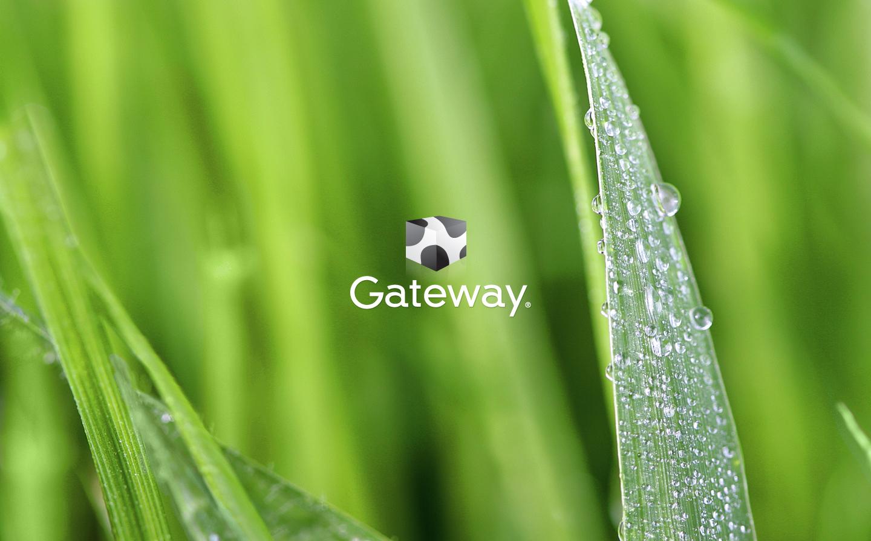 gateway windows 7 desktop
