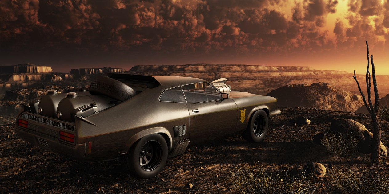 Mad Max Wallpapers The Art Mad Wallpapers 1264x632