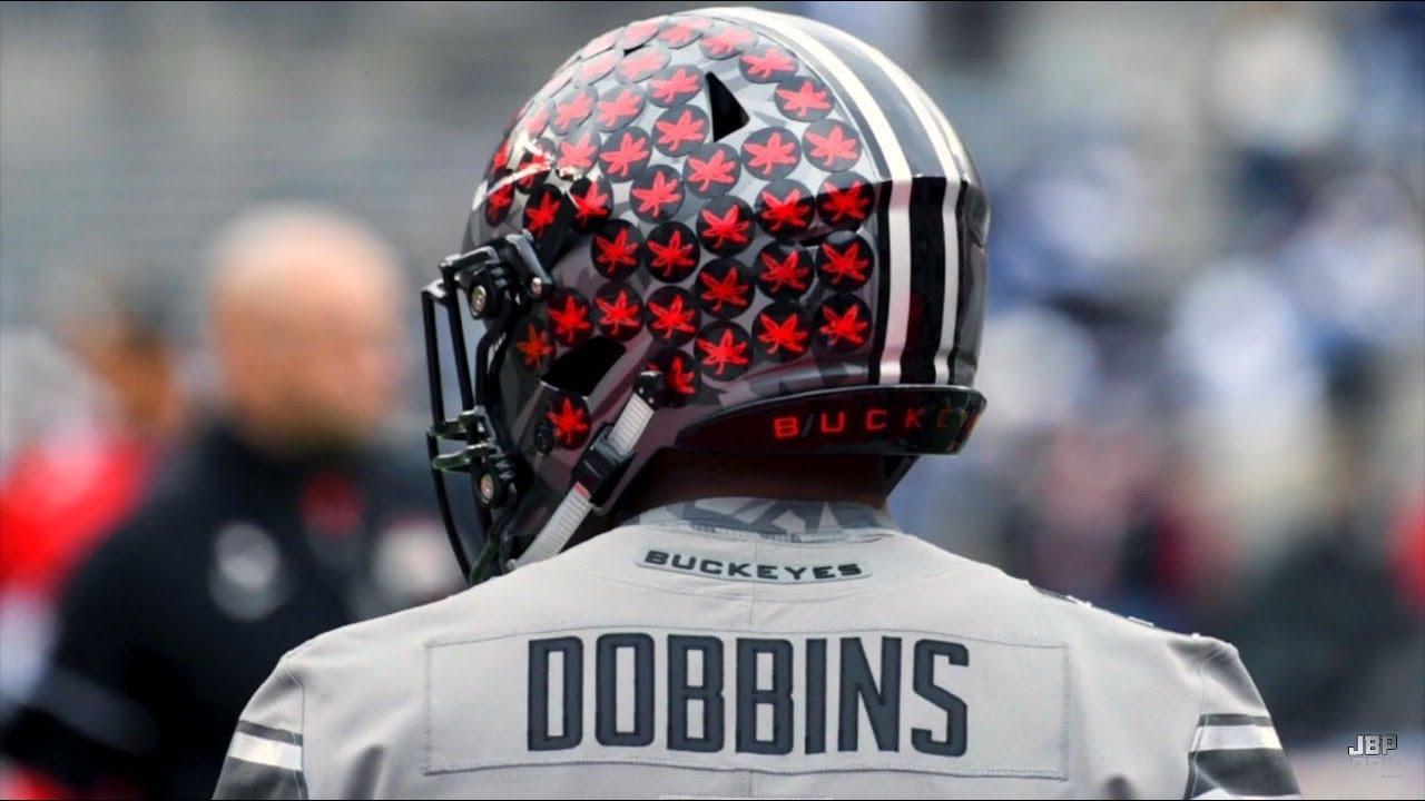 The Next Great Ohio State RB Ohio State RB JK Dobbins 2017 1280x720