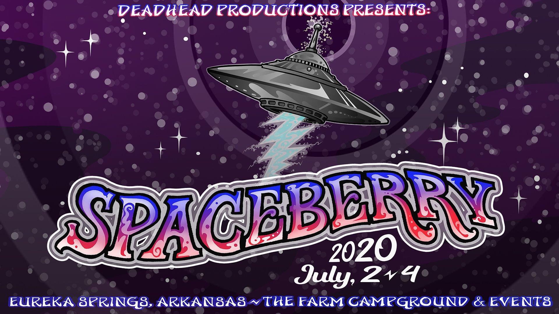 Spaceberry Music Festival   Eureka Springs Arkansas The 1920x1080
