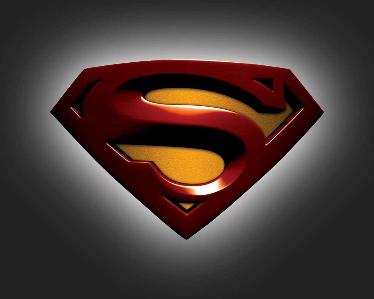 hd logo superman wallpaper geni ekran masa superman wallpaper hd 1280x1024