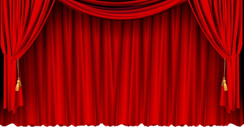Finest Stage Curtain Png About The Betsy Denver X With White Curtains Top Red Background And
