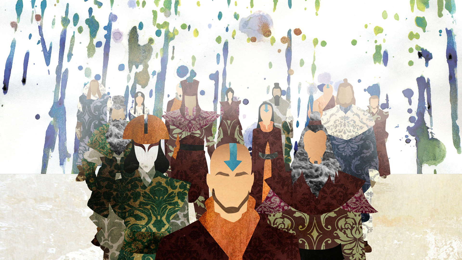 71 Avatar The Last Airbender Backgrounds On Wallpapersafari