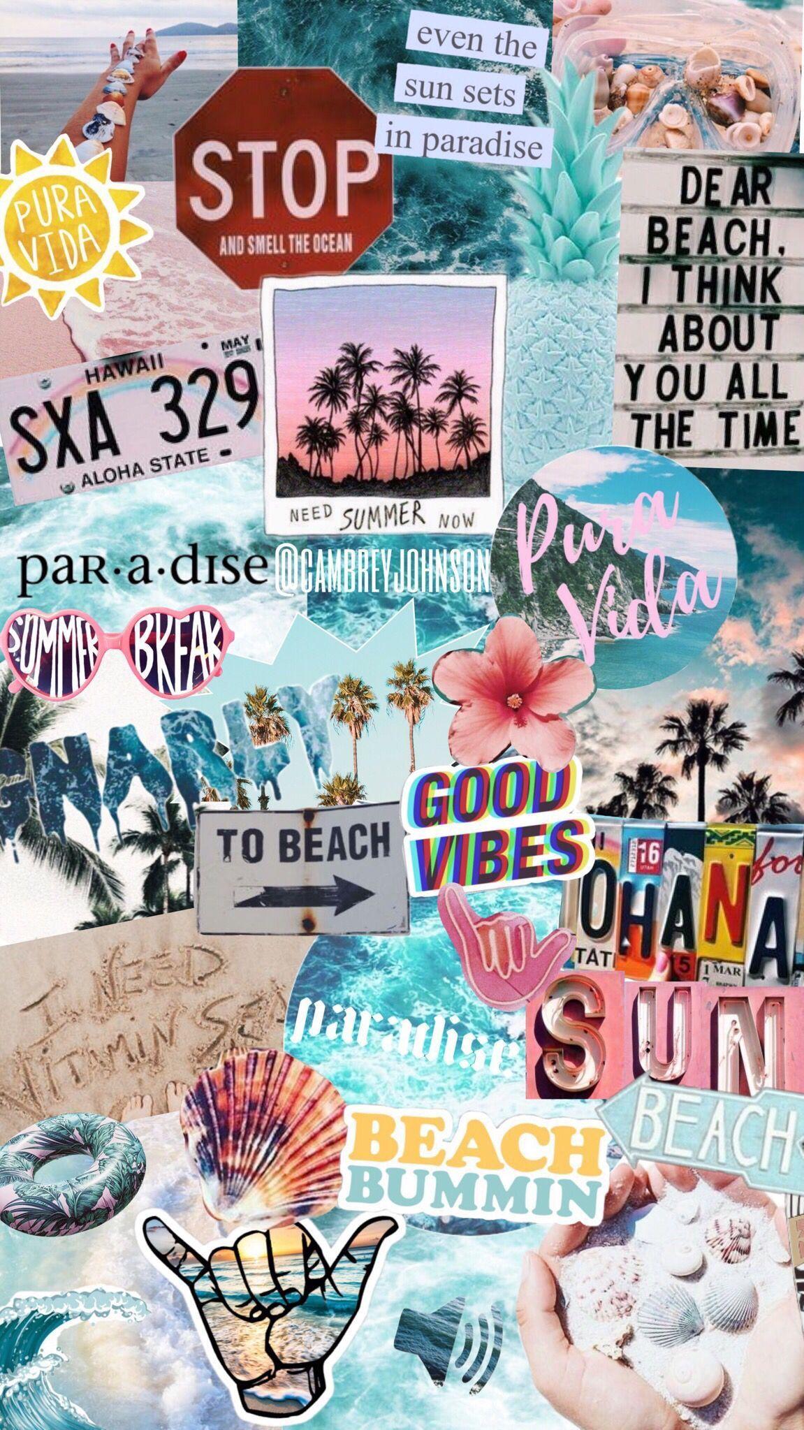 Hawaii Summer Wallpapers 1151x2047