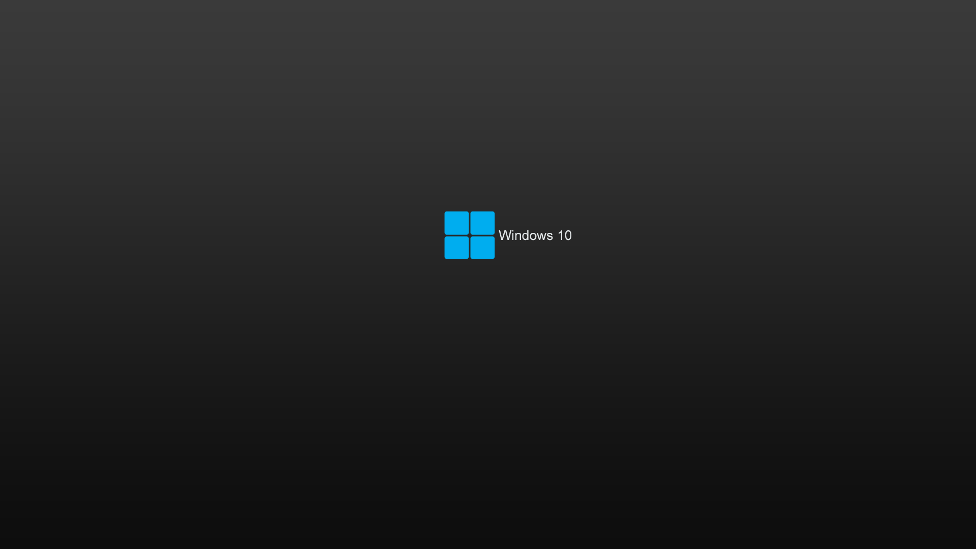 Dark Windows 10 Wallpaper Full HD Pictures 1920x1080