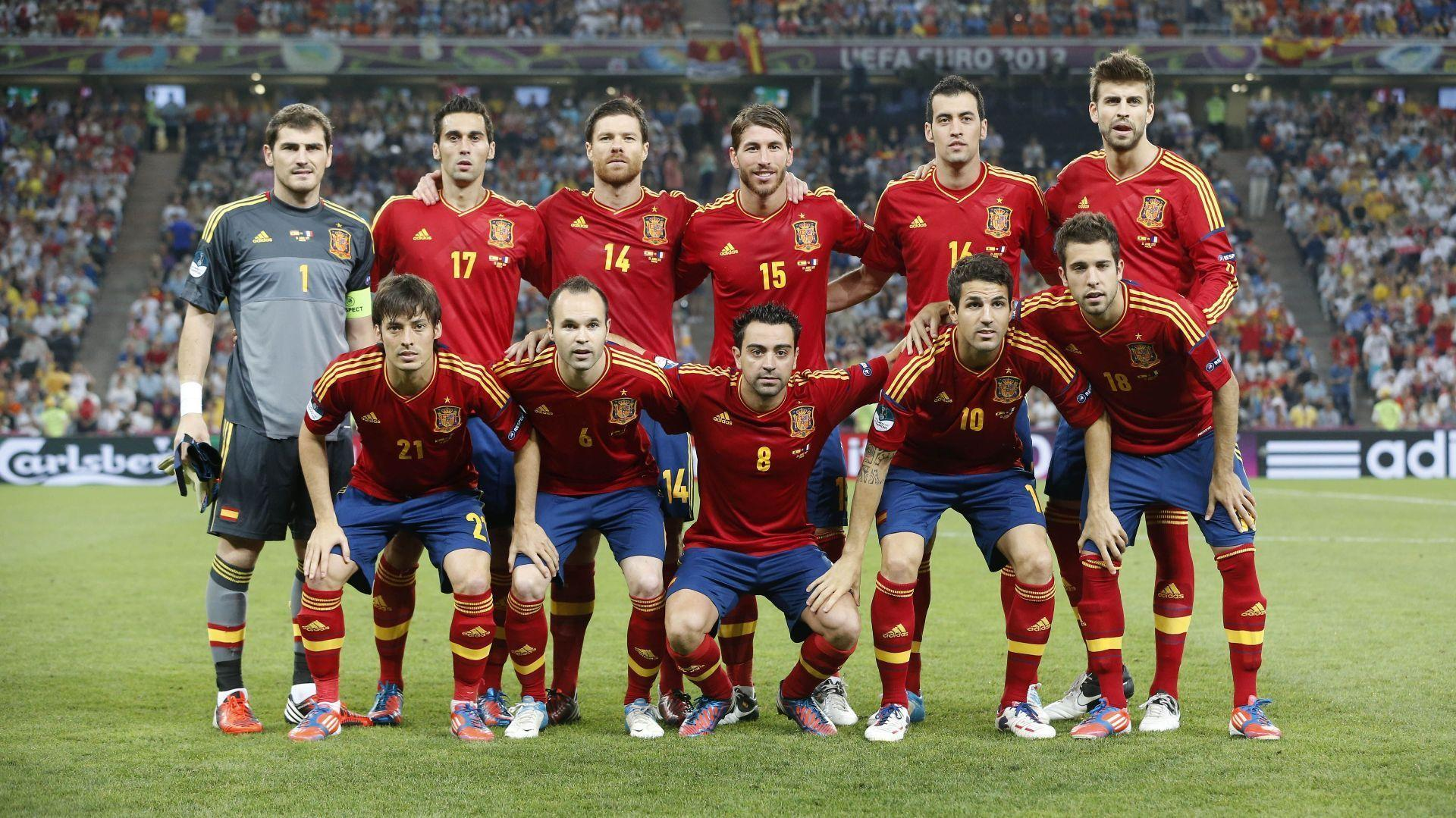 Spain National Team Wallpapers 1920x1079