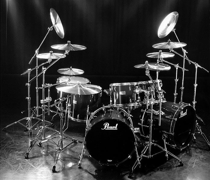 All Your Music Needs Pearl Drums 697x598