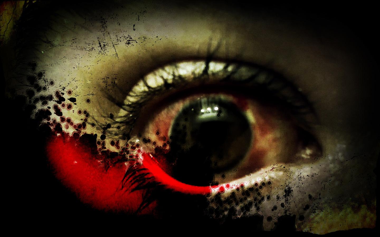 Horror evil eyes in fear Wallpapers 1440x900 PIXHOME 1440x900
