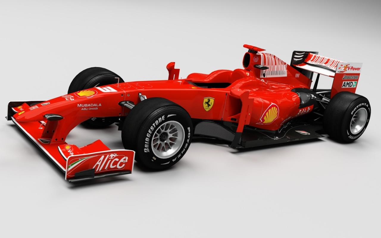 Ferrari F1 Race Car Wallpapers HD Wallpapers 1280x800