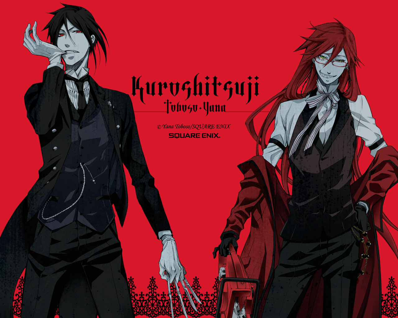grell sutcliff fan club images Grell HD wallpaper and 1280x1024