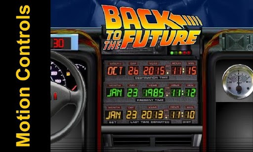 Back to the Future Wallpaper Screenshot 3 512x307