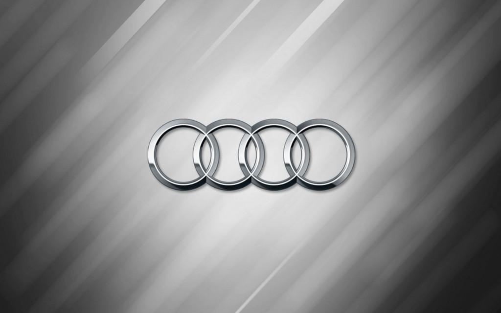 15302 Audi Logo Widescreen Wallpaper 19201200 1024x640