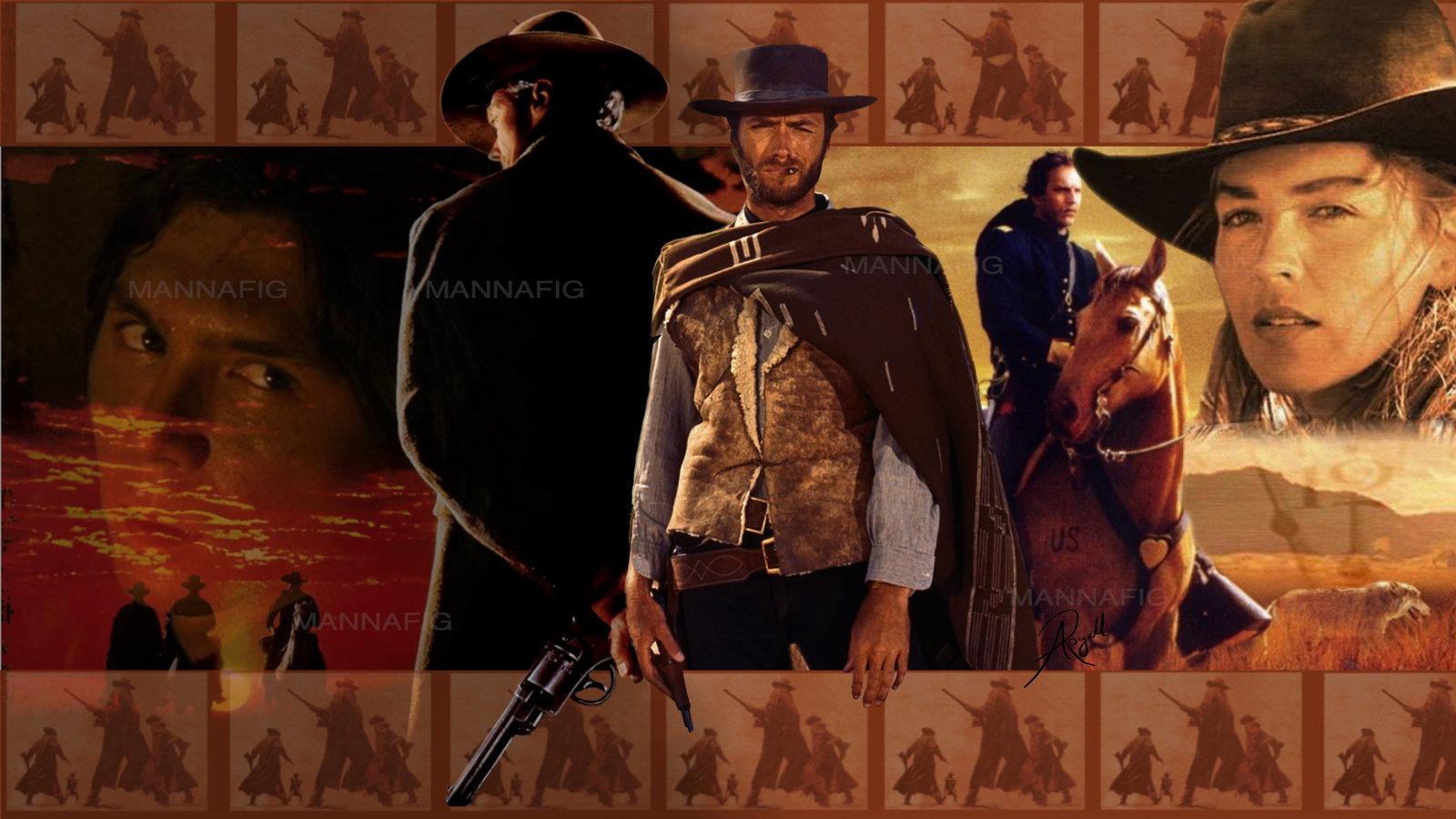 Western wallpaper by mannafig 1600x900