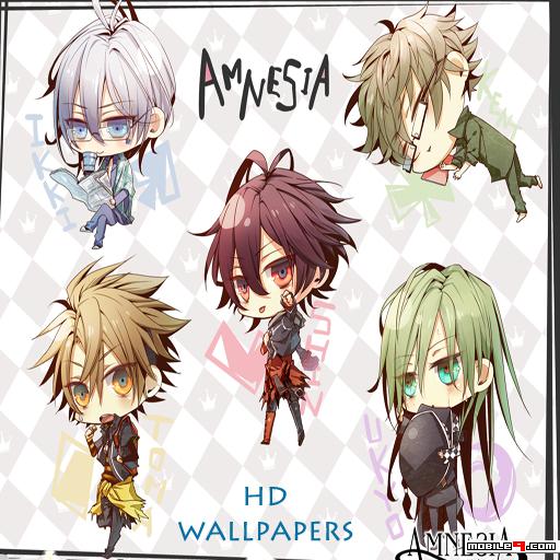 Amnesia Anime Wallpaper