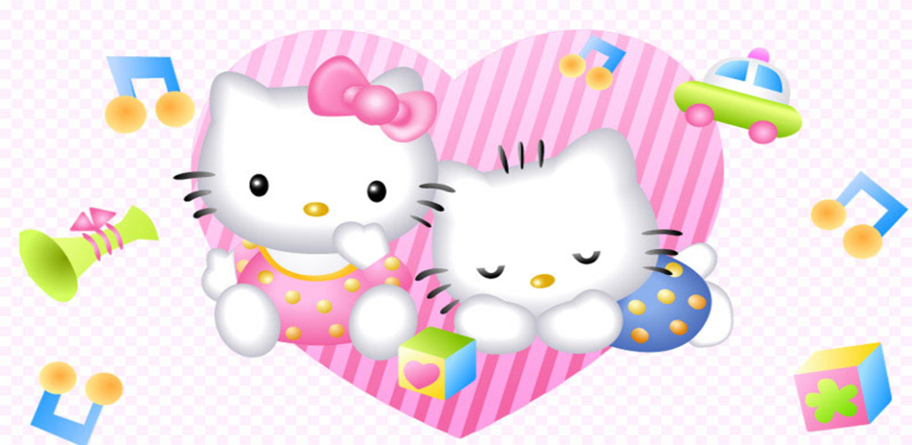 1024x500px Free Hello Kitty Live Wallpaper Wallpapersafari