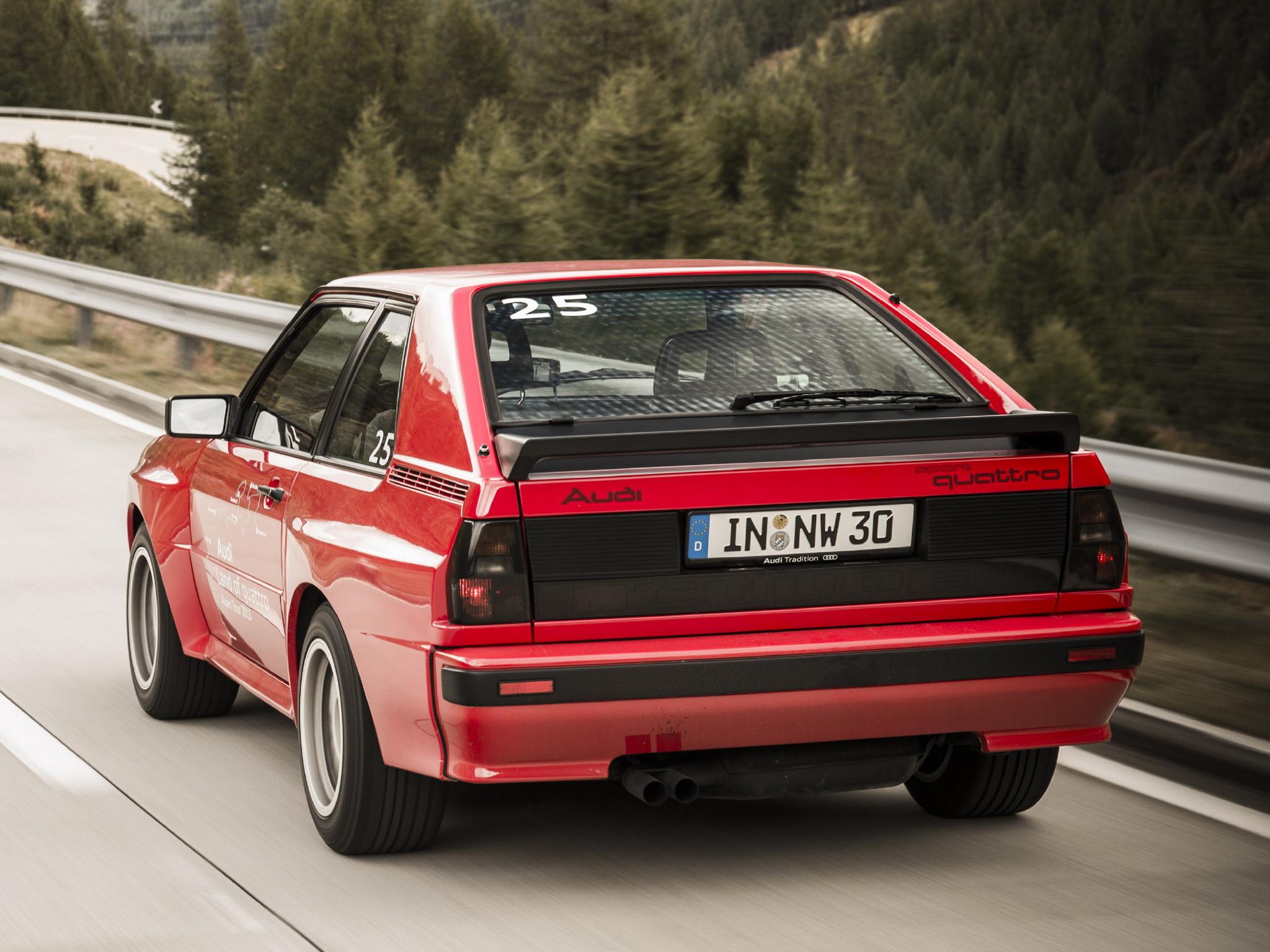 1984 Audi Sport quattro tuning race racing f wallpaper 2048x1536 2048x1536