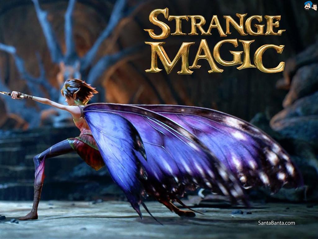 Strange Magic Movie Wallpaper 3 1024x768
