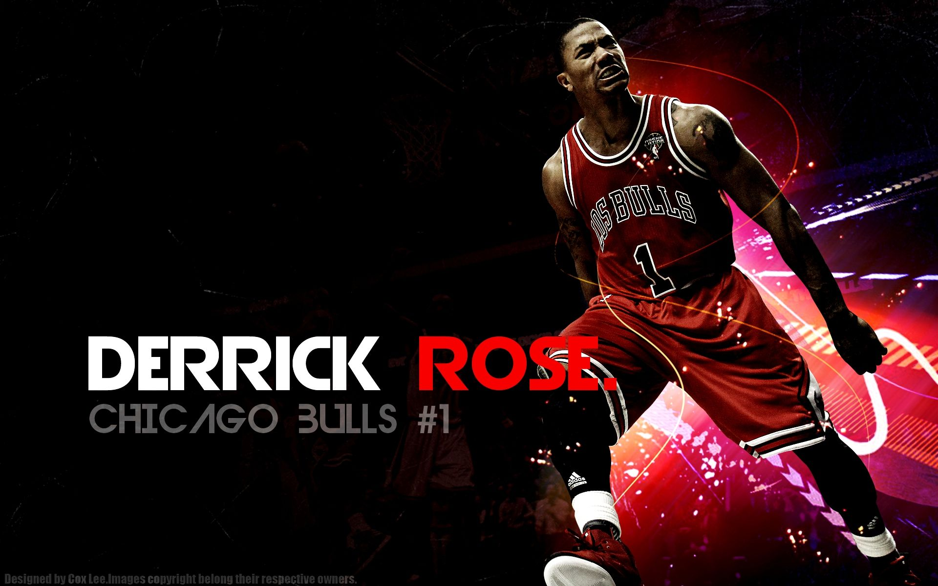 Derrick Rose 2015 Basketball Players Derrick Rose Chicago Bulls 1920x1200
