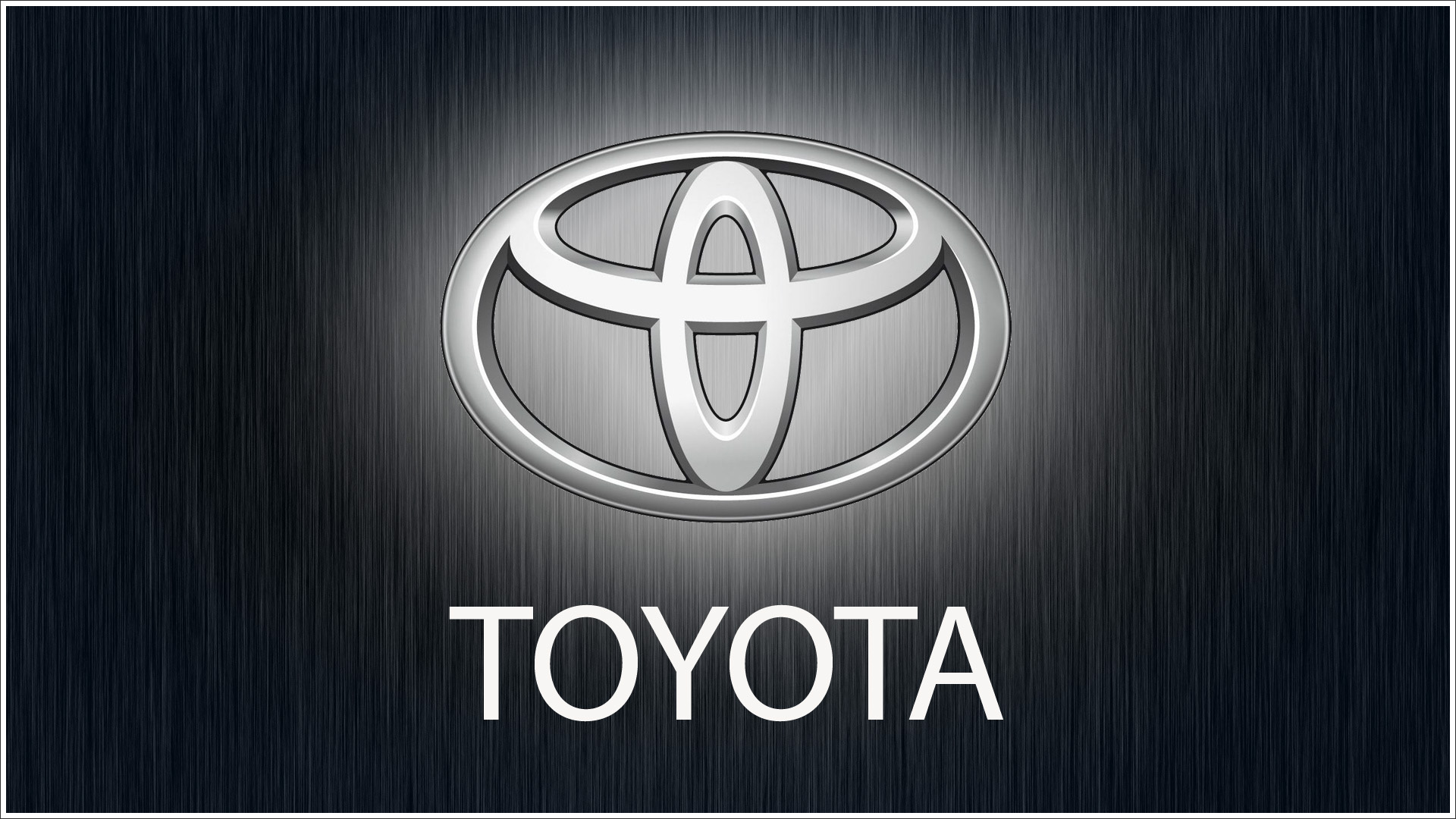 Toyota Logo Meaning and History latest models World 1920x1080