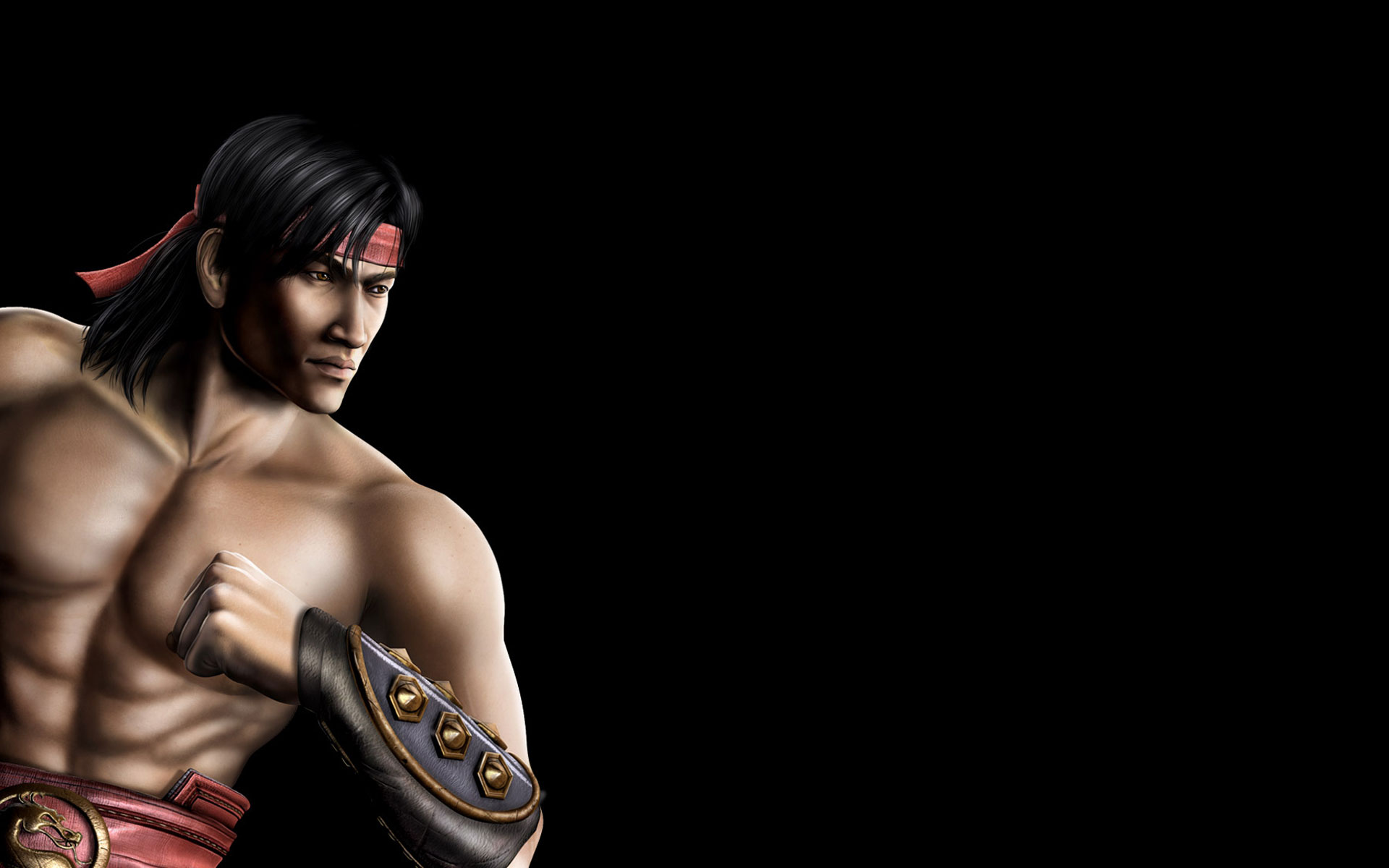 Games Wallpapers   Mortal Kombat 9 Liu Kang wallpaper 1920x1200
